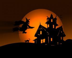 halloween strega