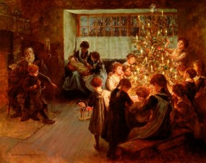 tayler.. the christmas tree 1911