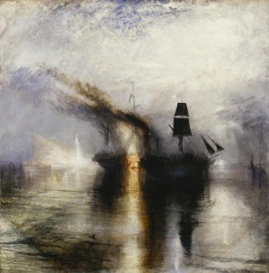 turner peace burial at sea