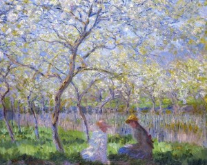 CLAUDe-monet-primavera
