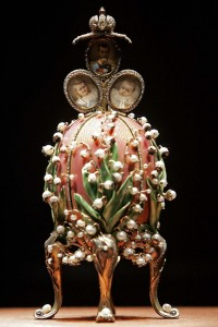 SWITZERLAND EXHIBITION FABERGE