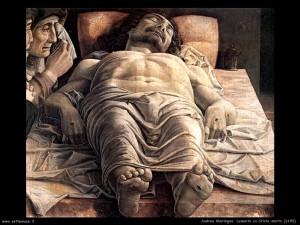 pasqua cristo morto mantegna