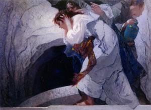 pasqua mazzonis la resurrezione