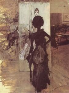 boldini donna in nero