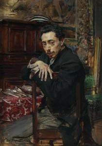 boldini ritratto del pittore araujo y ruano