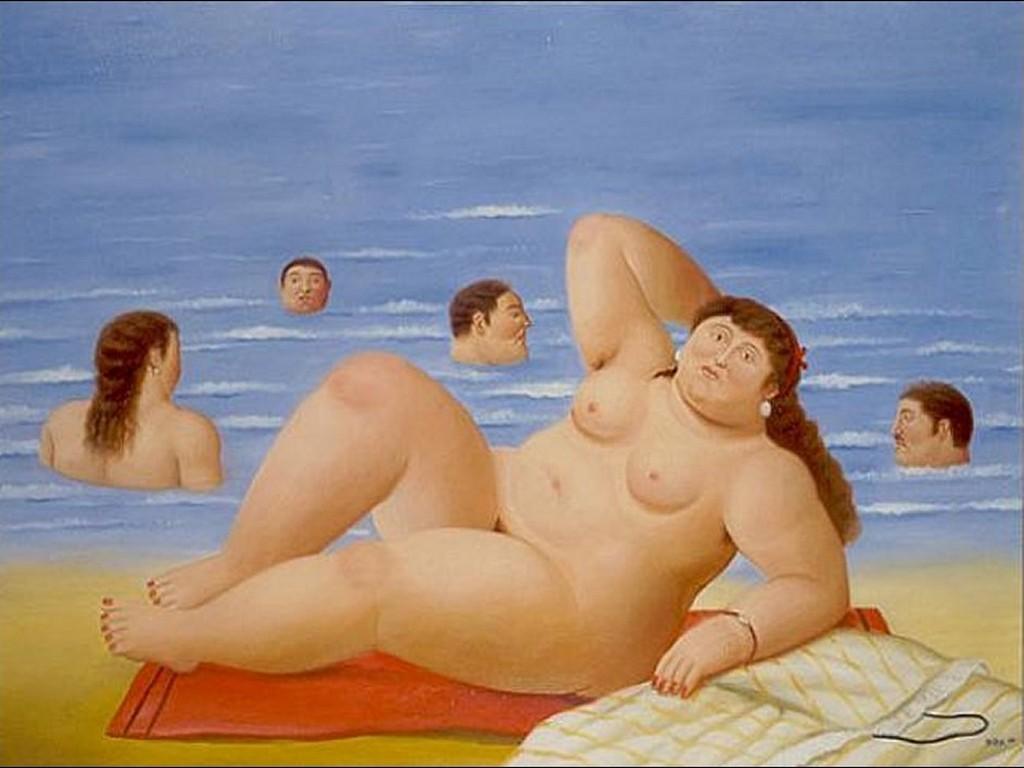 Bagni e bagnanti nell\'arte | Enjoy Travel and Art