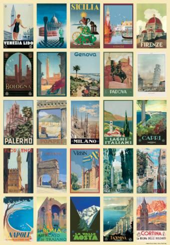 poster collettivo italia