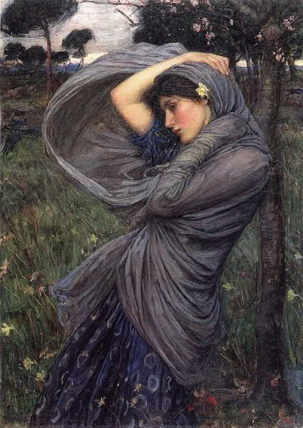 waterhouse fanciulla