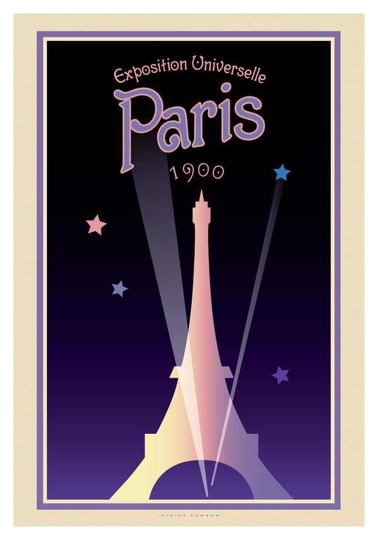 Parigi Nei Manifesti Vintage Enjoy Travel And Art