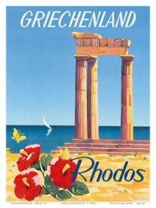 grecia vintage rodi