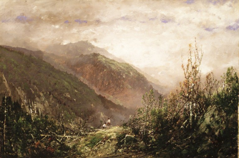william louis sonntag white mountains