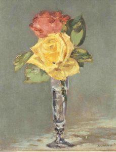 rose manet